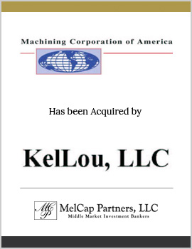Machining Corporation of America