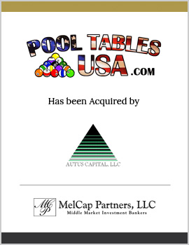 Pool Tables USA