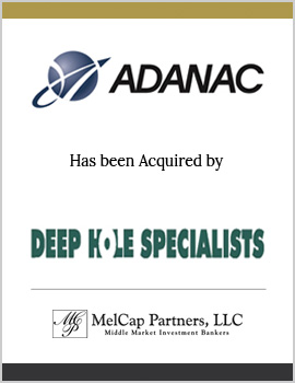 adanac industries inc