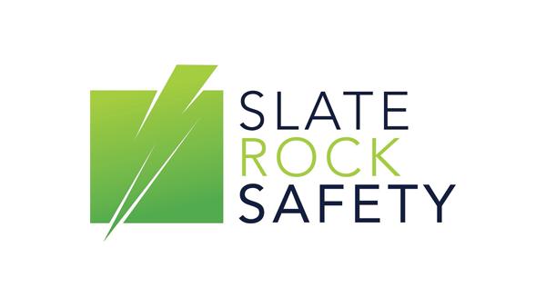 slate rock safety logo