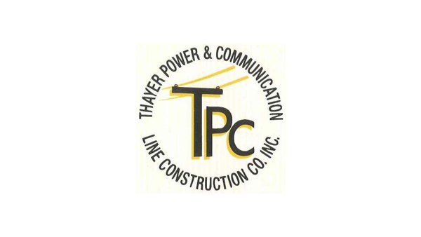 thayer power and communication logo