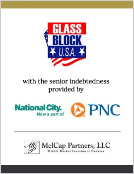 Medina Glass Block