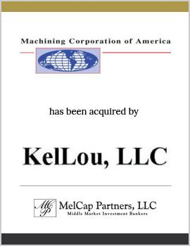 Machining Corporation of America