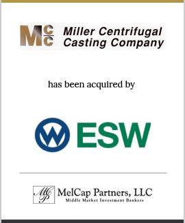 Miller Centrifugal Casting Company