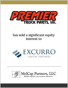 premier truck parts