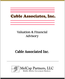 Cable Associates Inc