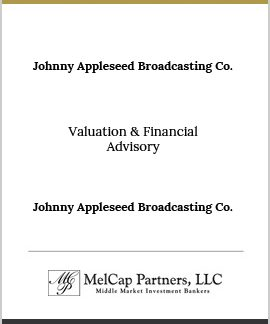 Johnny Appleseed Broadcasting Company