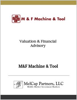 M&F Machine &Tool