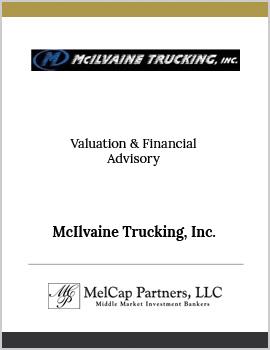 McIlvaine Trucking Inc