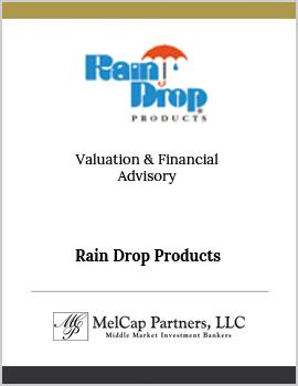 Rain Drop Products