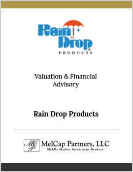 Rain Drop Products