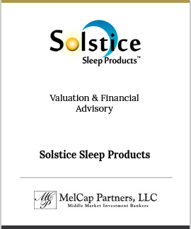 Solstice Sleep Products