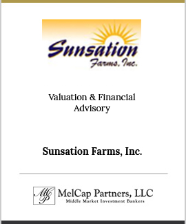 Sunsation Farms Inc