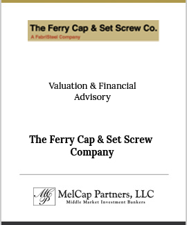 The Ferry Cap & Set Screw Company