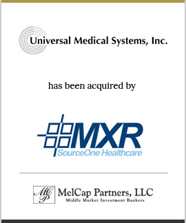 universal medical systems inc
