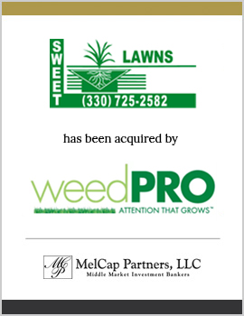 Sweet Lawns, Inc.