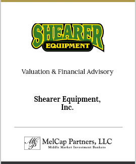 Shearer Equipment, Inc.
