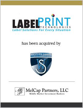 Label Print technologies