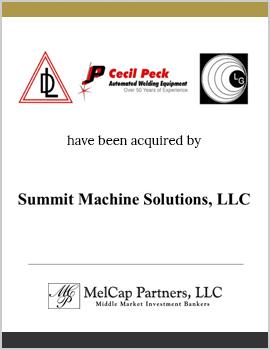 DL Machine Company Inc