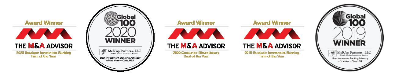 MelCap Award Badges
